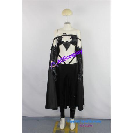 Marvel X-men The Wolverine Dark Phoenix Black Queen Cosplay Costume