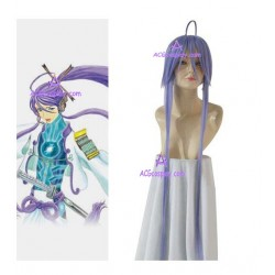 Da Capo Purple Cosplay Wig