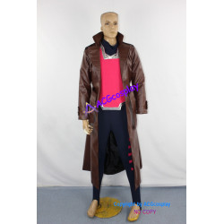 Marvel X-men The Wolverine Gambit Cosplay Costume  Version 02
