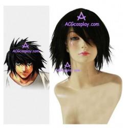 Death Note Lawliet Ryuuzaki Cosplay Wig
