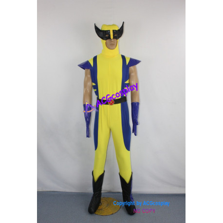 Marvel X-men The Wolverine Cosplay Costume Version 03
