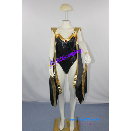Marvel X-men The Wolverine Storm Cosplay Costume Version 02