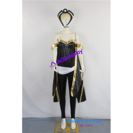 Marvel X-men The Wolverine Storm Cosplay Costume Version 03