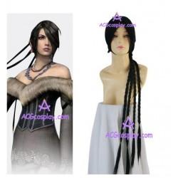 Final Fantasy X 10 Lulu cosplay wig