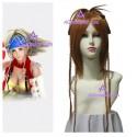 Final Fantasy X Rikku Cosplay Wig