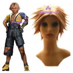 Final Fantasy X Tidus version 2 Cosplay Wig