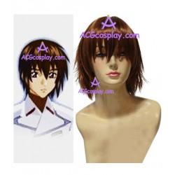 Gundam Mobile Suit Gundam SEED Destiny Kira Yamato cosplay wig