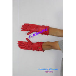 Marvel Comics Cosplay Props Captain America Gloves red gloves