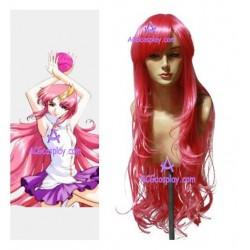 Gundam Seed Lacus Cosplay Wig