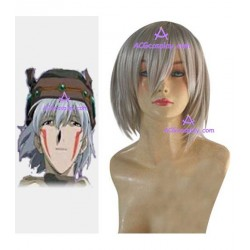 Hack Sign Tsukasa White Cosplay Wig