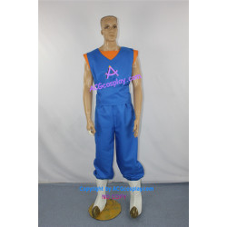 Dragon Ball Z vegito Super Saiyan Cosplay Costume