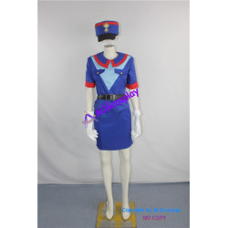 Pokemon Officer Jenny Cosplay Costume include hat