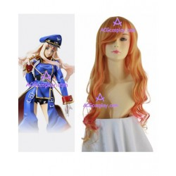 Macross Frontier Sheryl Nome cosplay wig