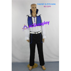 Yu-Gi-Oh! GX Jesse Anderson Cosplay Costume