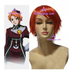 Macross Frontier The Super Dimension Fortress Monica Cosplay Wig