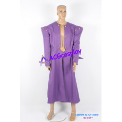 Yu-Gi-Oh!  Yugi purple jacket long jacket