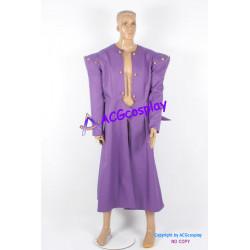 Yu-Gi-Oh!  Yugi purple jacket long jacket