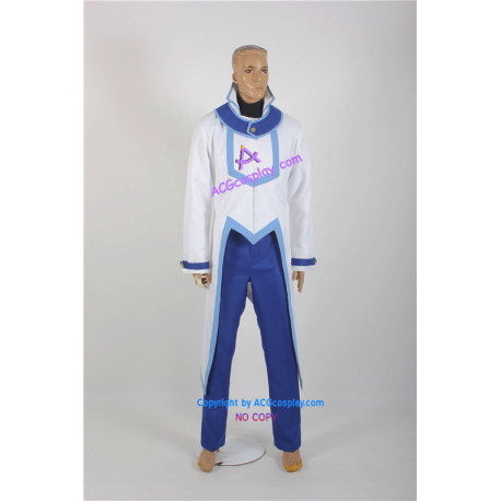Yu-Gi-Oh! Kaiser Ryo Zane Truesdale cosplay costume
