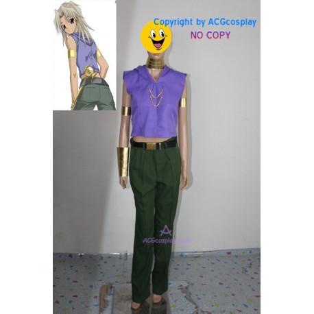 Yu-Gi-Oh! Marik Ishtar cosplay Costume