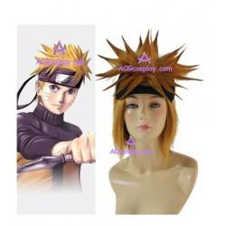 Naruto Uzumaki Spiky Cosplay Wig