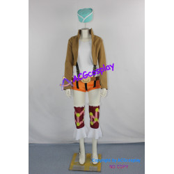 One Piece Jewelry Bonney Cosplay Costumes Version 01