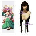 Rozen Maiden Suiseiseki Jade Stern cosplay wig dark brown