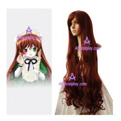 Rozen Maiden Suiseiseki Jade Star cosplay wig