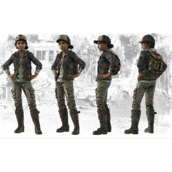 The Walking Dead (Telltale Games) Clementine cosplay costume commission request