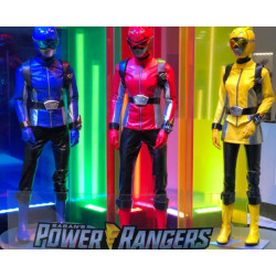 Beast Morphers yellow costume power ranger cosplay costumes commission made