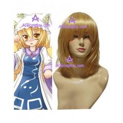 Touhou Project Yakumo Ran Cosplay Wig