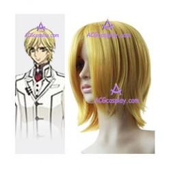 Vampire Knight Ichijou Takuma Cosplay Wig