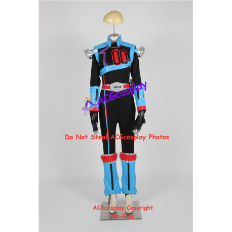 Power Ranger Shadow Ranger costume cosplay costume commission order