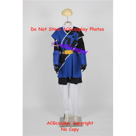 Power Rangers Ninja Steel blue Ranger Ninninger Momoninger cosplay costume