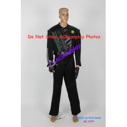 Power Rangers Ninja Storm green samurai ranger Cameron Watanabe Cosplay costumes
