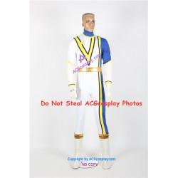Power Rangers SPD Omega Ranger Cosplay Costume