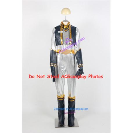 Power Rangers SPD Nova Ranger Cosplay Costume