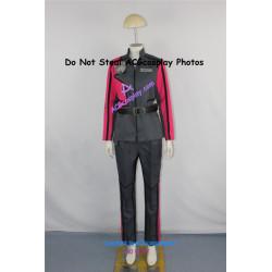 Power Rangers SPD Sydney Drew Cosplay Costume
