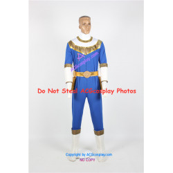 Power Rangers Zeo Blue zeo Ranger Cosplay Costume