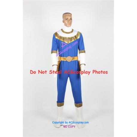 Power Rangers Zeo Blue zeo Ranger Cosplay Costume