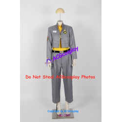 Power Ranger In Space Ashley Hammond Yellow Space Ranger Cosplay Costume