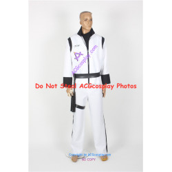 Power Rangers Time Force Officer Uniform Cosplay Costume