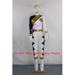 Power Rangers Ninja Storm Lunar Wolf Ranger Cosplay Costume