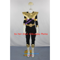 Power Ranger Choriki Sentai Ohranger King Ranger Cosplay Costume incl boots covers