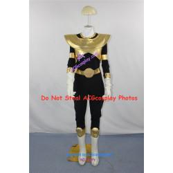 Power Ranger Choriki Sentai Ohranger King Ranger Cosplay Costume incl boots covers