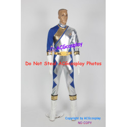 Lunar Wolf Ranger From the series Power Ranger Wild Force ranger include boots covers