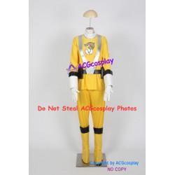 Power Rangers Summer Landsdown Yellow RPM Ranger include boots covers