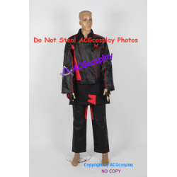 Power ranger Ninja Storm Shane Clarke cosplay costume include coins prop