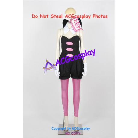 Splatoon Callie Cosplay Costume include the headwear ACGcosplay