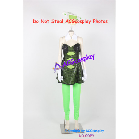 Splatoon Marie Cosplay Costume include headwear ACGcosplay