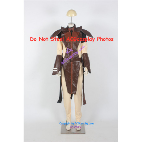 Star Wars Bastila Shan Cosplay Costume